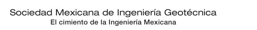 Sociedad Mexicana de Ingeniería Geotécnica